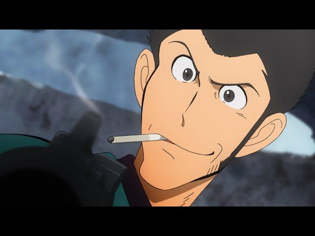 アニメ「ルパン三世 PART6」第2弾PV