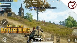 Trying to WIN PUBG Mobile with the Xiaomi Black Shark - Gameplay