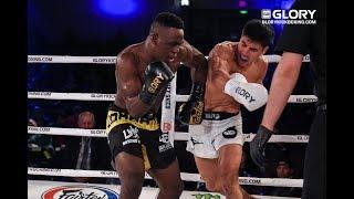 GLORY 63: Asa Ten Pow vs Nate Richardson - Full Fight