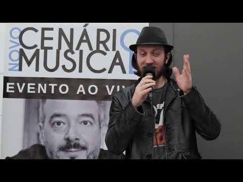 Depoimento John  Mueller - Novo Cenário Musical Ao Vivo!