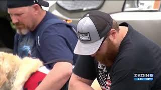 Furry friends help veterans navigate life || KOIN 6 News (CBS Portland) || 3/7/19