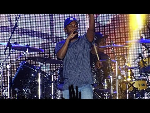 Kendrick Lamar - King Kunta @ Cruïlla 2015