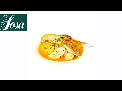 Fish Suquet (catalan Fish Soup) - Culinary Journey Catalan Picada (traditional Application)