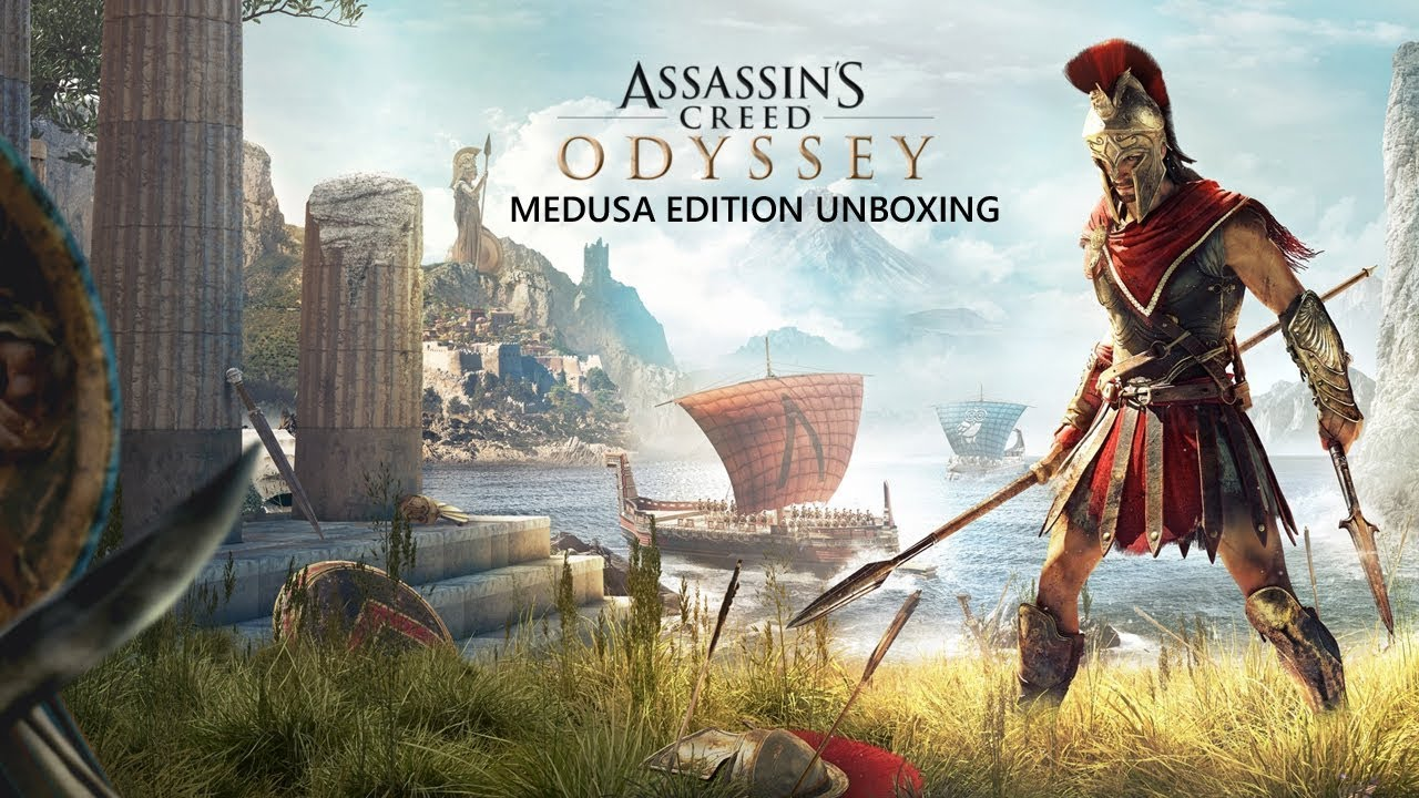 Assassin S Creed Odyssey Medusa Edition Game Giveaway Giveawaybase