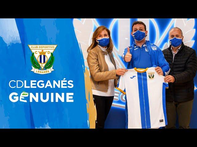 GENUINE | El C.D. Leganés Genuine ya tiene las equipaciones y cromos de la temporada 20/21.