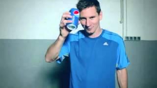 Messi.. Bebsi