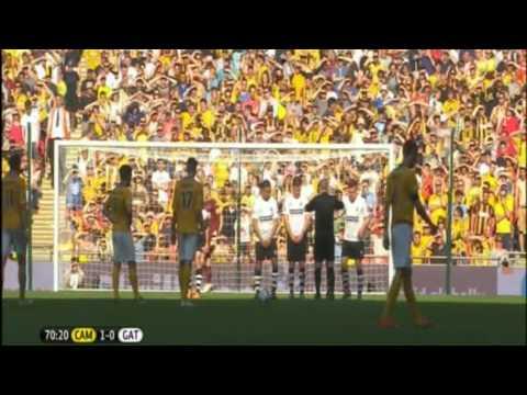 GOALS GOALS GOALS - Cambridge United 2013/14 Season!