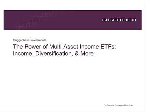 The Power of Multi-Asset Income ETFs: Income, Diversification & More