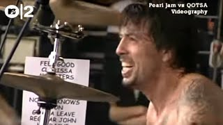 Queens Of The Stone Age / feat. Dave Grohl - Song For The Dead (Werchter 2002)