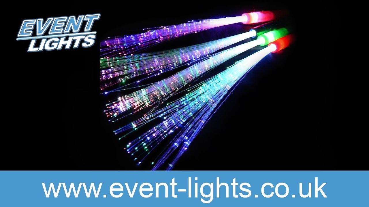 fibre optic torch youtube
