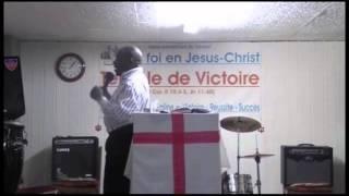 """Pourqoui une longue vie de malheur? - Pasteur Ngoyi """"La Foi en Jesus-Christ"""" Troisdorf"""