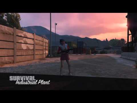 Gta 5 online - industrial plant survival