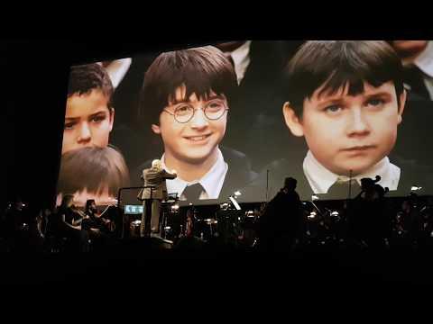 Harry Potter y la Piedra Filosofal en Concierto (Ceremonia de Selección)