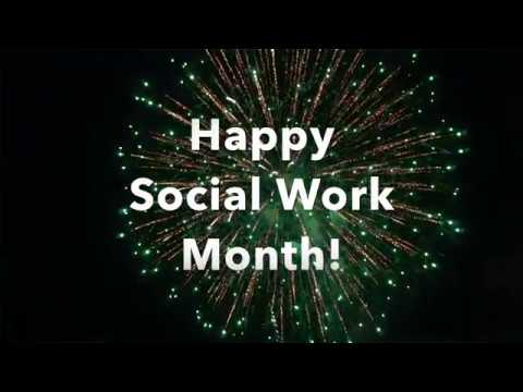 All Gifts Count & Social Work Month Announcement