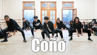 Puri x Jhorrmountain x Adje - Coño   Chuba Choreography   Fam Entertainment