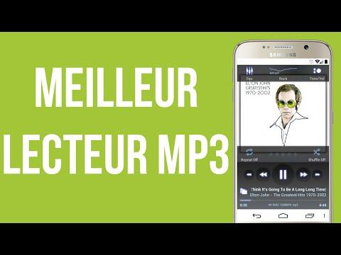 PowerAMP : Meilleur lecteur MP3 sur Android