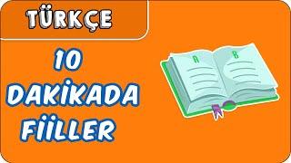 10dk da FİİLLER - Tonguc Akademi, Talha DOGAN