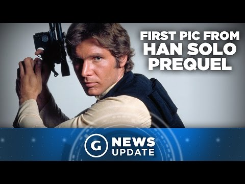 Star Wars Han Solo Movie Director Reveals First Image - GS News Update