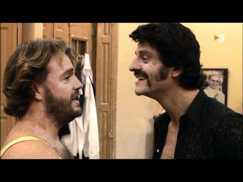 """Sergi Albert - Pelicula La Trinca - """"Ball de Rams"""" & """"Els Segadors"""""""