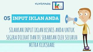 Panduan join klikshare