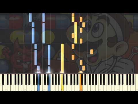 【Dr.Mario】Fever Piano Cover
