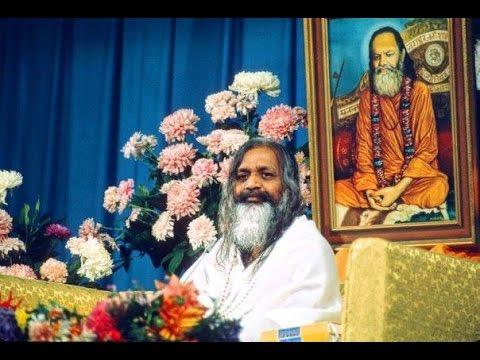 Maharishi speaks on Guru Dev and the history of the movment 4.9.1972