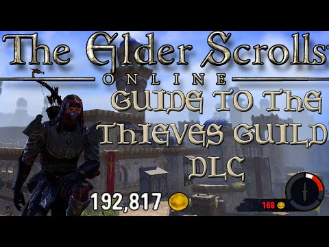 Guide to the Thieves Guild DLC in ESO (Elder Scrolls Online tips for PC, Xbox One, and PS4)