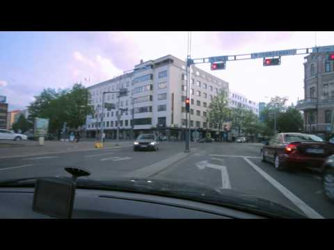Road trip - Finland, Tampere