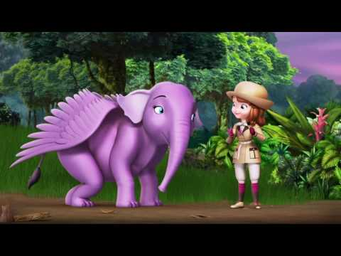 Sofia the First -Royal Vacation- clip-best moment-2017