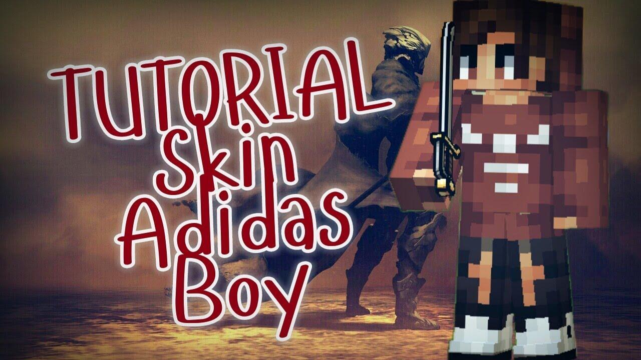 tutorial skin adidas boy pixel gun 3dfree copy youtube