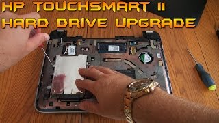 Hard Drive Replacement for the HP TouchSmart 11