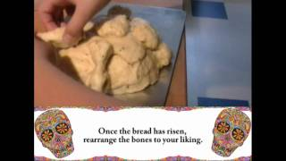 How To Make: Bread Of The Dead