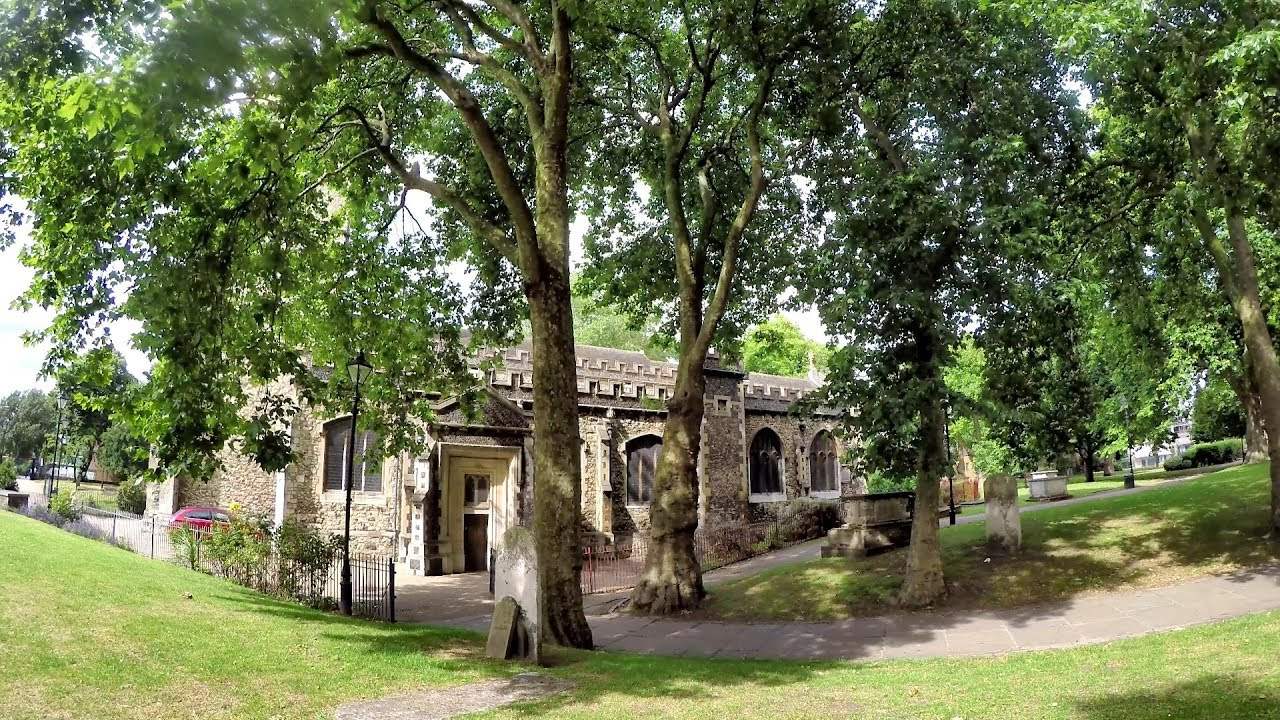 Stepney: Churches
