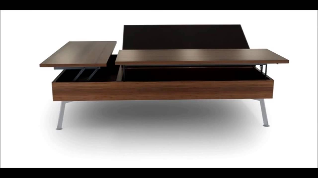 BoConcept - Chiva Coffee Table - YouTube