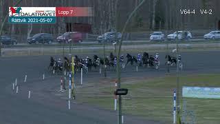 Vidéo de la course PMU PRIX DUBBELCUPEN, FORSOK 10, MEETING 2