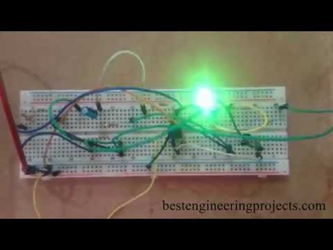 Operation Amplifier 741 Based Projects - Engineering Projects