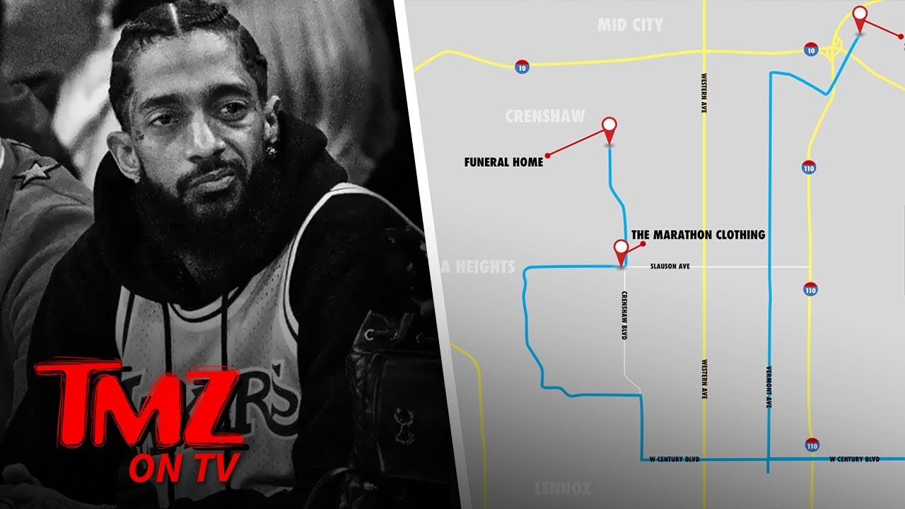 Nipsey Hussle memorial: One person killed at procession