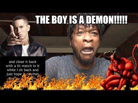 Eminem  - Hellbound (REACTION!)