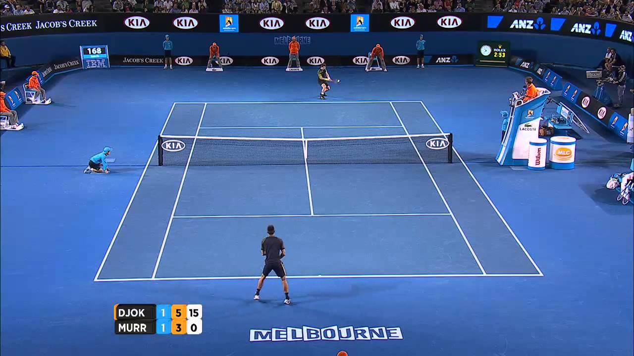 men u0026 39 s final highlights - australian open 2013