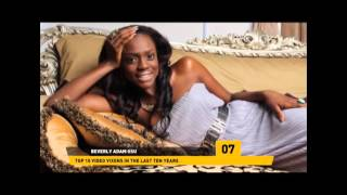 TOP 10 VIDEO VIXENS IN THE LAST TEN YEARS : BEVERLY OSU