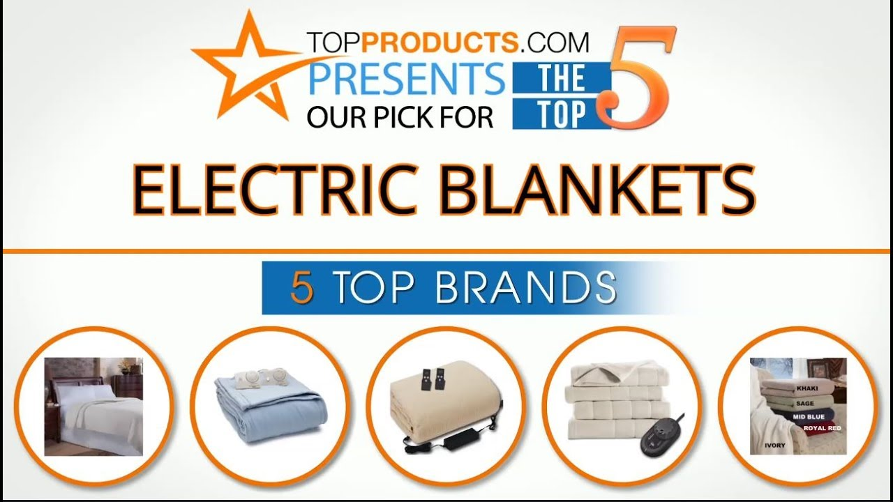 Best Electric Blanket Reviews 2017 How To Choose The
