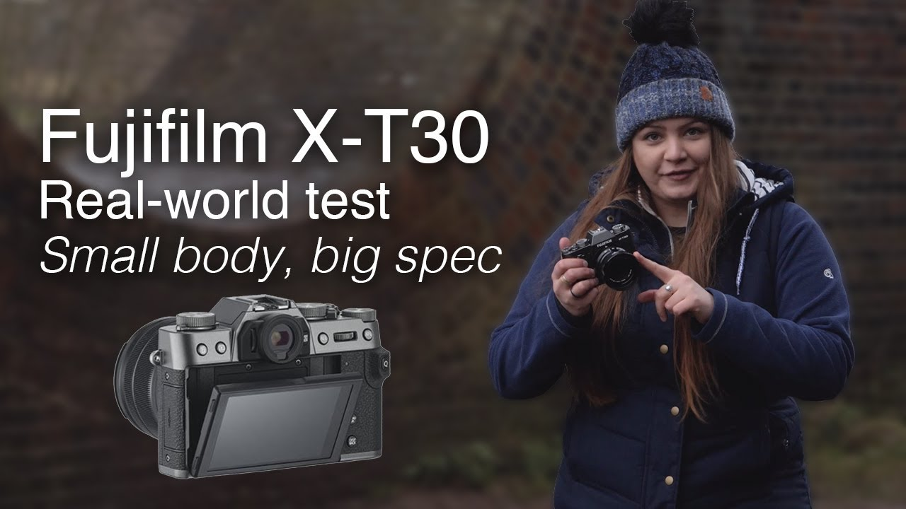 Fujifilm X-T30 | The little mirrorless camera that punches