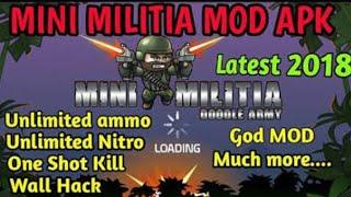 How to download mod/hack version of mini militia latest 2019
