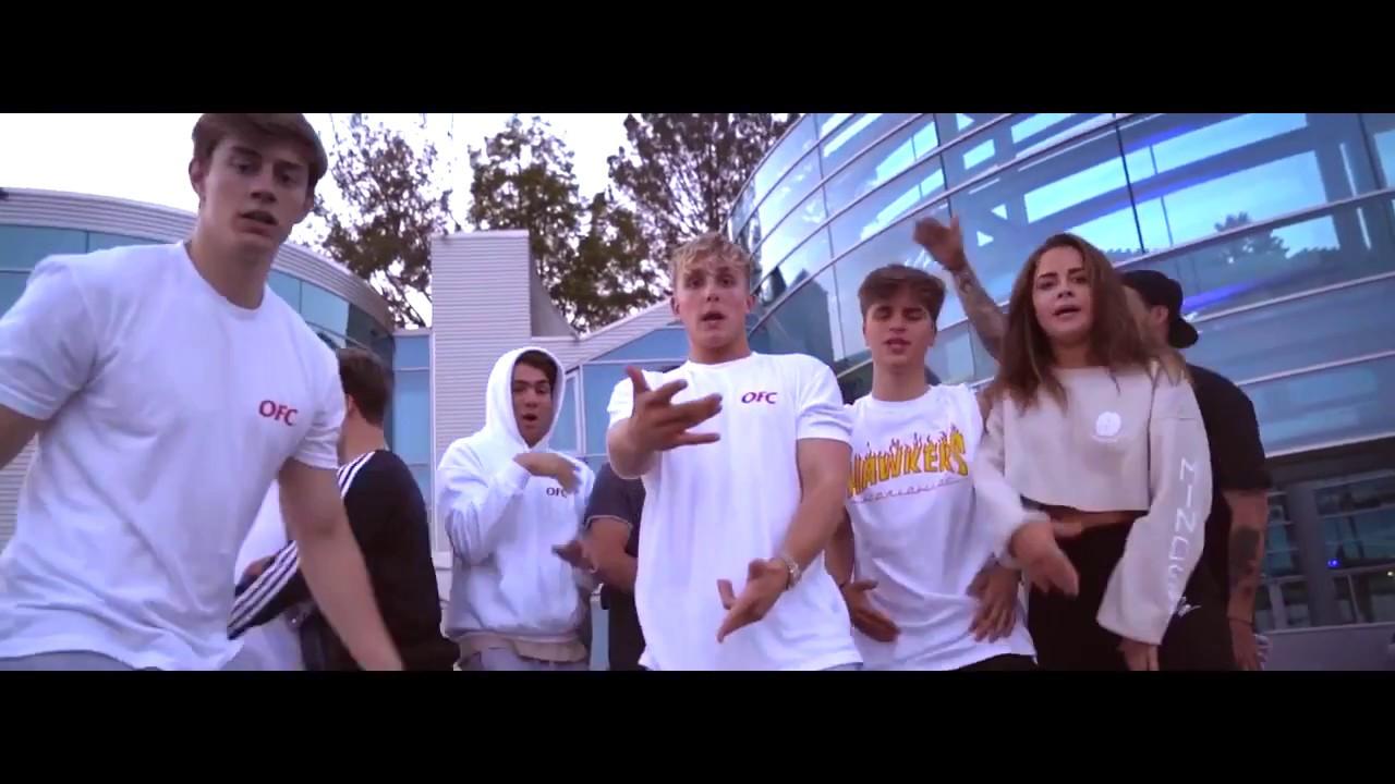 Jake Paul Its Every Day Bro Music Video Youtube