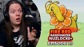 [EP 13] A SHINING OPPORTUNITY | Pokemon Fire Red Nuzlocke+