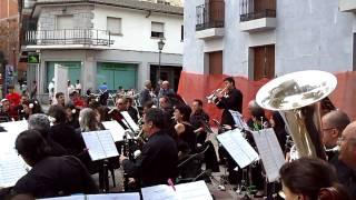 Banda de El Bemol: 'Concierto de Aranjuez' (arr. para fliscorno y banda) de Rodrigo / Bolton