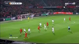 Belanda VS Prancis 2:0 Full Highlights & Goals 17/11/18