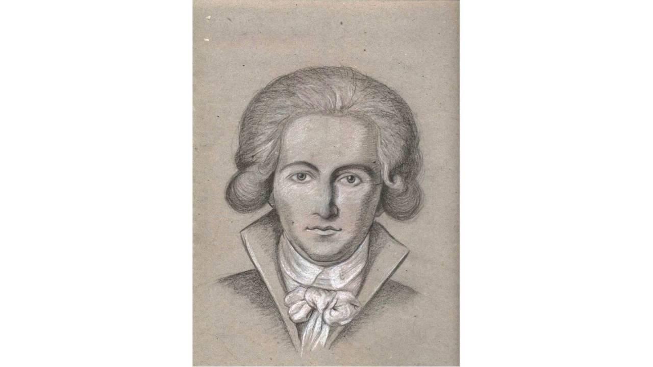 Angelika Kauffmann Selbstportrt Als Sngerin Mit Notenblatt 1753