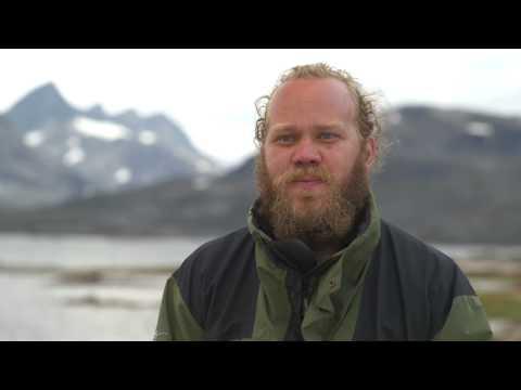 Den siste viking  Portrett: Thorbjørn