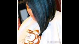 Blue Hair Don't Care! | GENESIS Salon and Spa